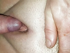 Opening up a  pussy