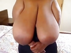 Super thick  saggy knockers