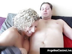 Cuban Queen Of BBW Angelina..