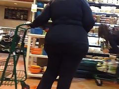 gilf with a broad butt
