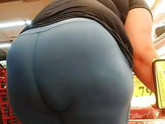 Immense Ass Married Latina..