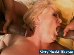 Giant horny granny in brutal..