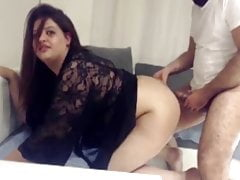 Indian desi bhabhi banged by..