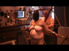 Plumper Bound Up By  Husband