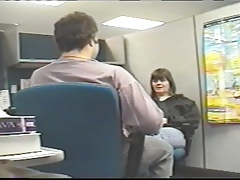 UK Plus-size Office Interview