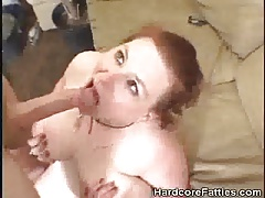 Bum-fucked Plumper Gets A..