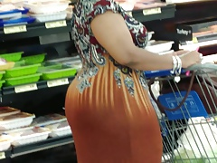 Mature large arse 6